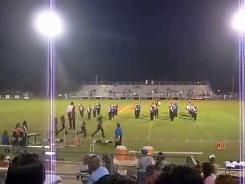 TURNER COUNTY HIGH SCHOOL MARCHING BAND 2015-16