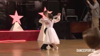 Командный танец English Waltz №1 (1/2 Final, CAM 1)