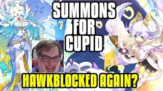 【Dragalia Lost】Cupid Summons! Mango Luck Strikes FINALLY!