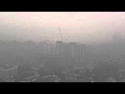 Worse Haze in Malaysia 21.10.2015