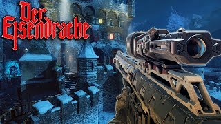 """KINO DER TOTEN"" ROUND 100 SPEEDRUN CHALLENGE! (Call of Duty Black Ops 3 Zombies)"