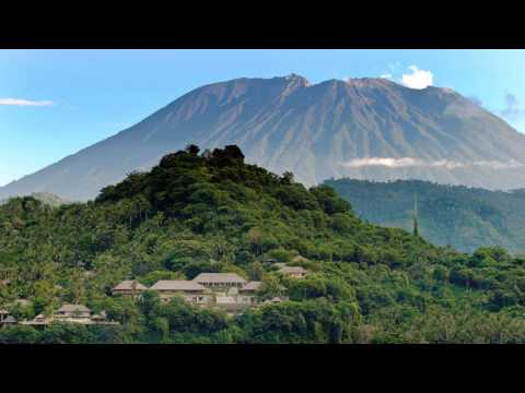 Indonesia Travel: Mt. Agung. A pride mountain for Balinese. Bali, Indonesia