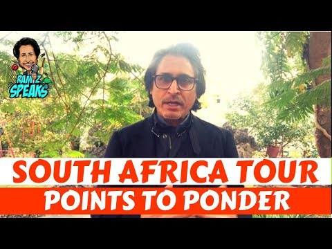 Points to Ponder | Pakistan Tour of South Africa