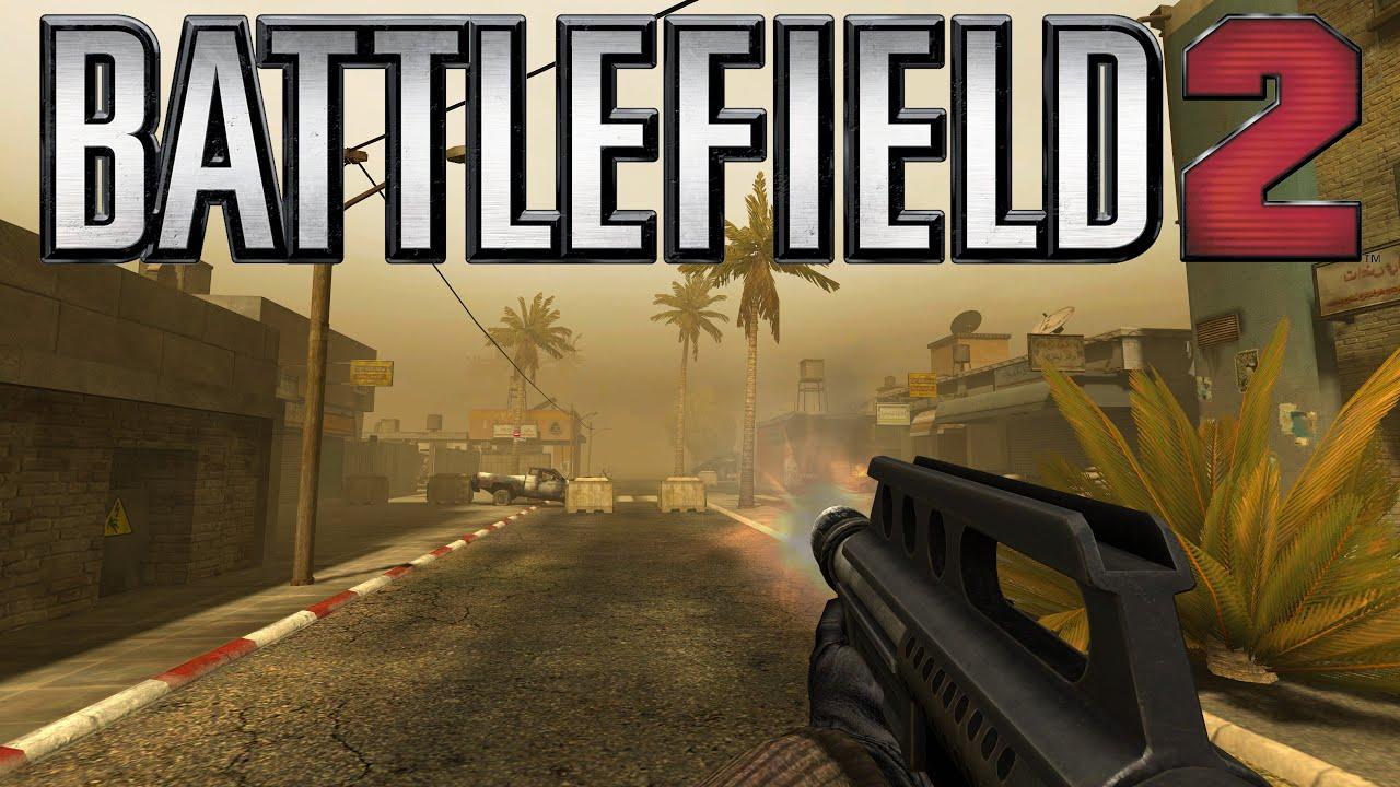 Battlefield 2 In 2021 MK3A1 Gameplay #2