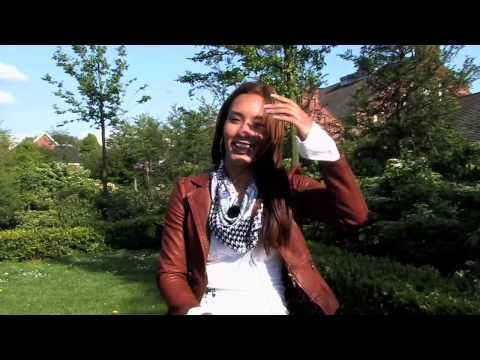 Chantalle, paaldanskampioen van de Benelux