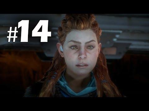 Horizon Zero Dawn Gameplay Walkthrough Part 14 - Grave-Hoard (PS4 Pro)