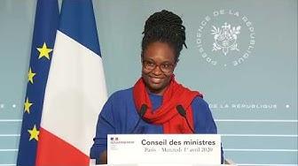 Compte-rendu du Conseil des ministres du 1er avril 2020