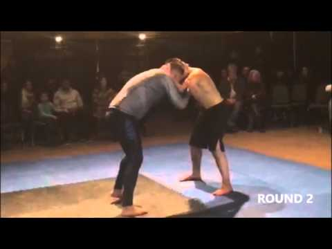 JOSEPH MCNEIL (ABUSDO TEAM) VS GABRIEL RICHARD (PORT CITY BJJ)