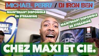 Michael Perry / DJ Iron Ben -