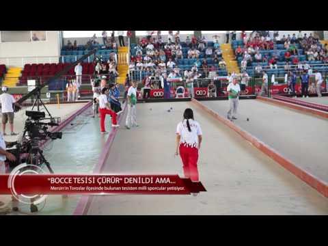 Mersin'in Bocce Şampiyonları Haber: Harun Bor