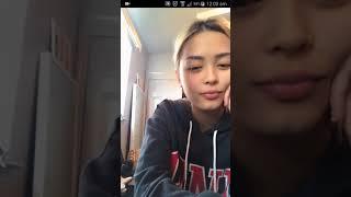 Bigo live broadcasting sexy girl imo video call