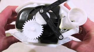 Устройство газового счетчика и неодимовый магнит(В этом видео мы увидим за счет чего работает счетный механизм газового счетчика, и какое воздействие на..., 2015-12-25T08:56:55.000Z)