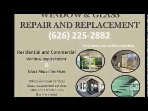 WINDOW | WINDOW REPAIR (424) 210-5855 Window Replacement Services South El Monte, CA