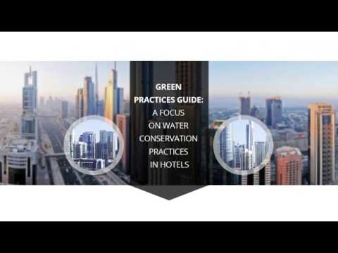 Green Practices Guide a focus on water conservation practices in hotels