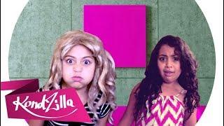 MC Mirella e MC Bella - Te Amo Piranha (KondZilla) | PARODIA
