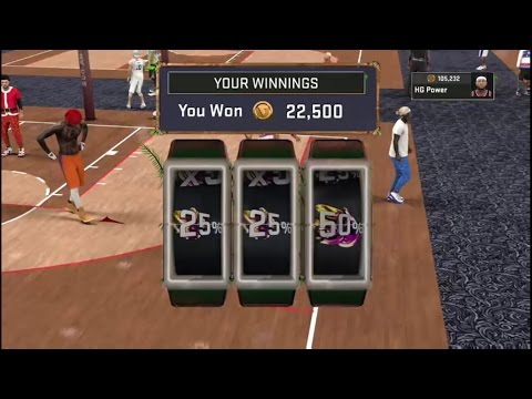 I WON 100K VC IN 30 MIN! HUGE HIGH ROLLERS STAGE WIN STREAK - NBA 2K17
