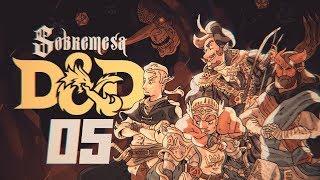 DADOS PODRES (feat. Mikannn, Tengu & Corraini) | RPG (D&D) Ep.5 | Sobremesa