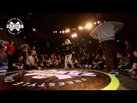 Hip-hop Beginners 1/2F Ignatovich(win) vs...