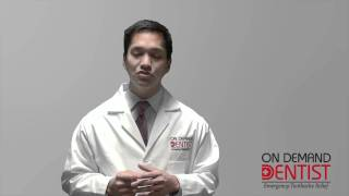 On Demand Dentist: What Are Temporary Fillings