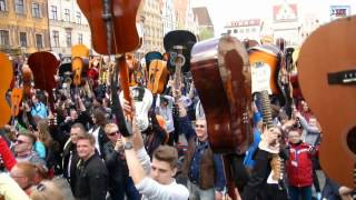 Gitarowy Rekord Guinnessa 2017  Finał