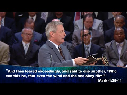 """ Stillness or The Storm?"" pastor Loran Livingston, Central Church, September 11, 2016"
