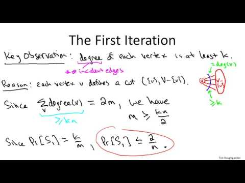 9   4   Analysis of Contraction Algorithm 30 min