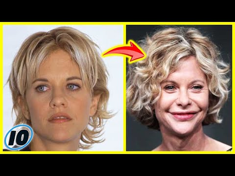 Top 10 Celebrities Who Were Shamed For Getting Plastic Surgery