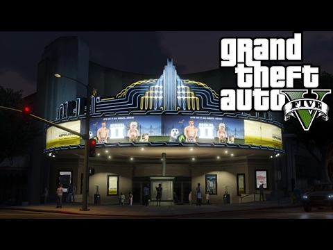 Grand Theft Auto V Online | MERGEM LA CINEMA | #193 w/Dorinel