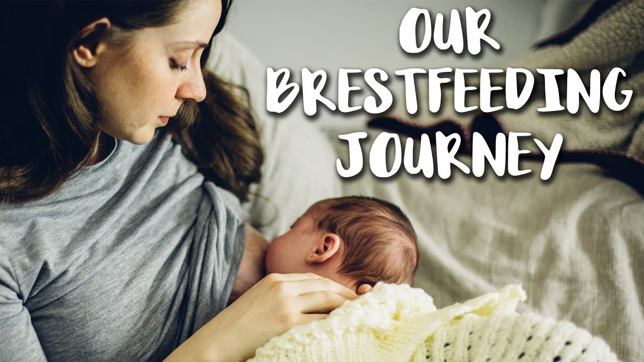 The End of Our Breastfeeding Journey - Rhiannon-Mairi