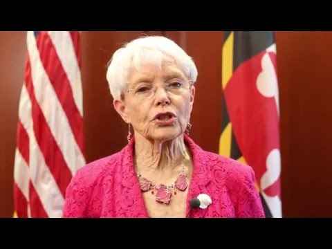 Maryland Senator Addie Eckardt - Weekly Address (4/8/16)