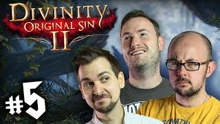Divinity: Original Sin 2 #5 - Point of No Return