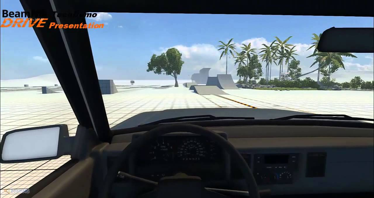 Drive pc beamng demo for