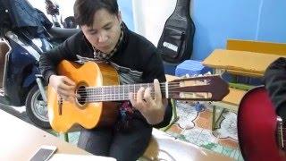 Cô bé mùa đông (GPT guitar school)