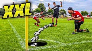 EXTREME XXL FUßBALL GOLF CHALLENGE