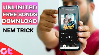 Download Free, Unlimited Songs with This Android Music Player | GT Hindi screenshot 3