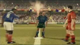 This Is Football 2002 - Introduction Sequence (Ps2)