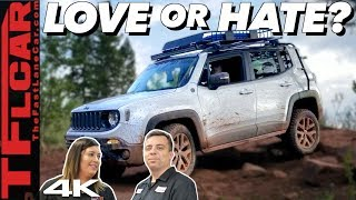 Can I Build a Badass Jeep Renegade That's as Good as a Wrangler? Dude I Love (or hate) My Ride