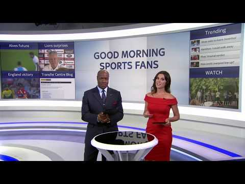 New Look Good Morning Sports Fans on Sky Sports News HQ