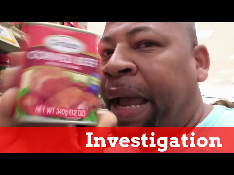 Breaking News: Corned Beef Banned In Jamaica
