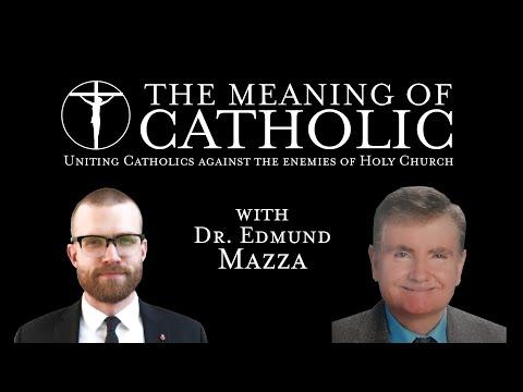Christendom and Religious Liberty with Dr. Edmund Mazza