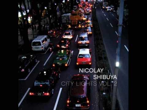 Nicolay shibuya station