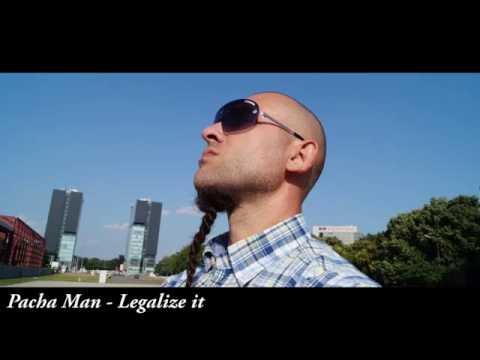 Pacha Man - Legalize it