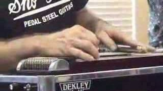 pete grant on pedal steel guitar