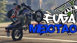 gta v fuga de meioto xt 660 mc pp da vs