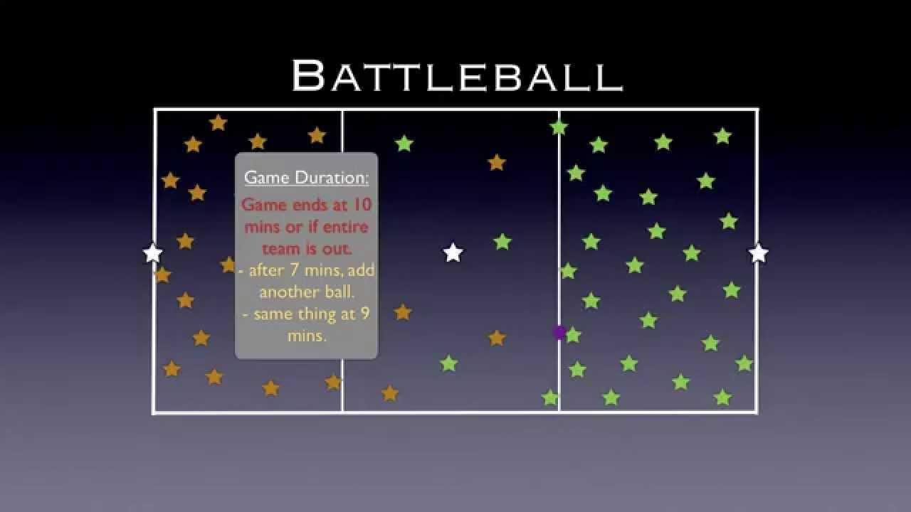 PE Games - Battleball