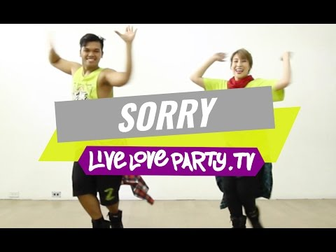 Sorry by Justin Bieber (View on Laptop/Desktop)  | Zumba with Madelle and Marlex | Live Love Party