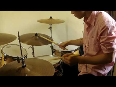 Buddy Rich  Drum Cover   Bugle Call Rag  バディ リッチ