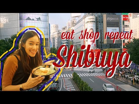 Things to do in Shibuya | สิ่งที่ควรทำที่ชิบูย่า (TH)