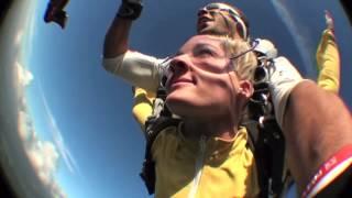 SKYDIVING GOPRO VIDEO: Skydive Spa, Belgium