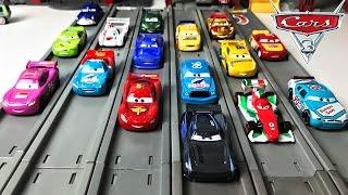 Гоночные машины Тачки 3 - Игры Гонки и Трасса - Racing Sports Cars 3 - Cars for Kids